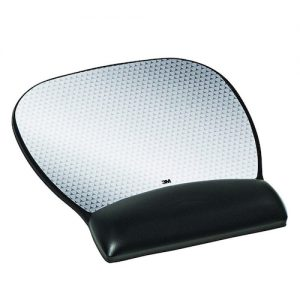 3M gel mouse pad with wrist rest