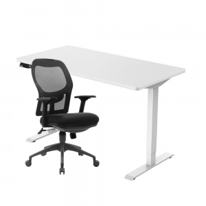 Esevel Large Space Ergo Remote Work