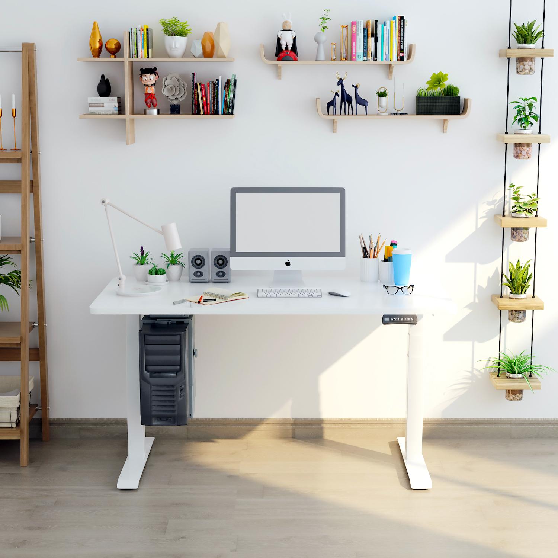 Esevel Sit Stand Desk Large