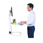 Esevel Standing Desk Converter Set