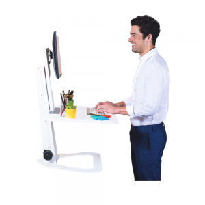 Esevel Standing Desk Converter Set
