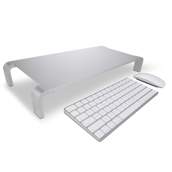 Ergonomic Monitor Stand Metal
